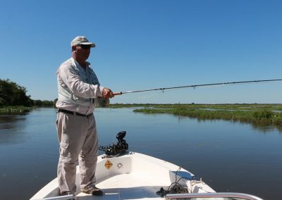 Pescando variada en Entre Ríos